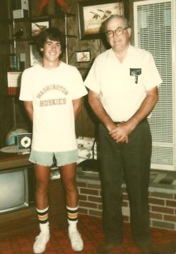 Todd and Grandpa
