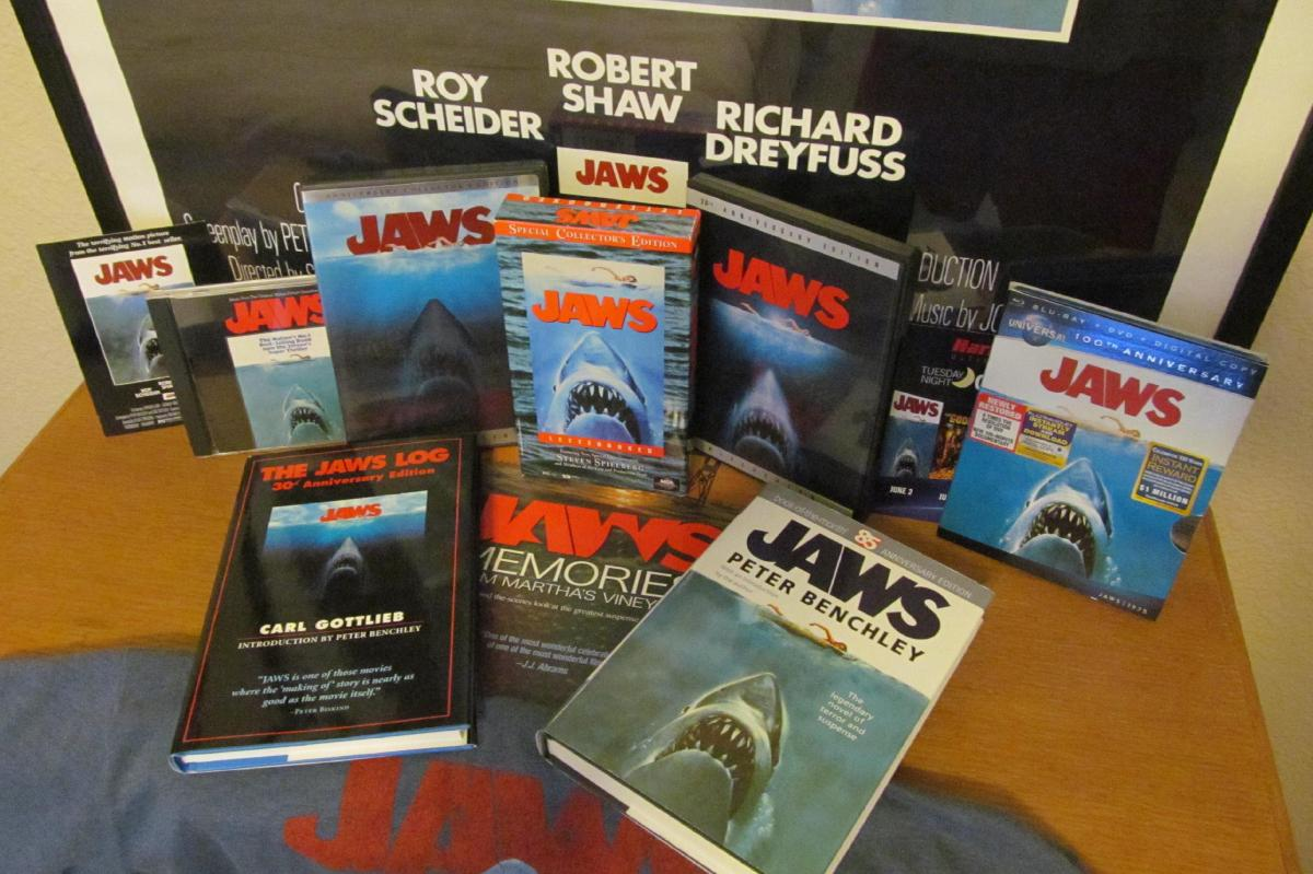 The CM Jaws Collection