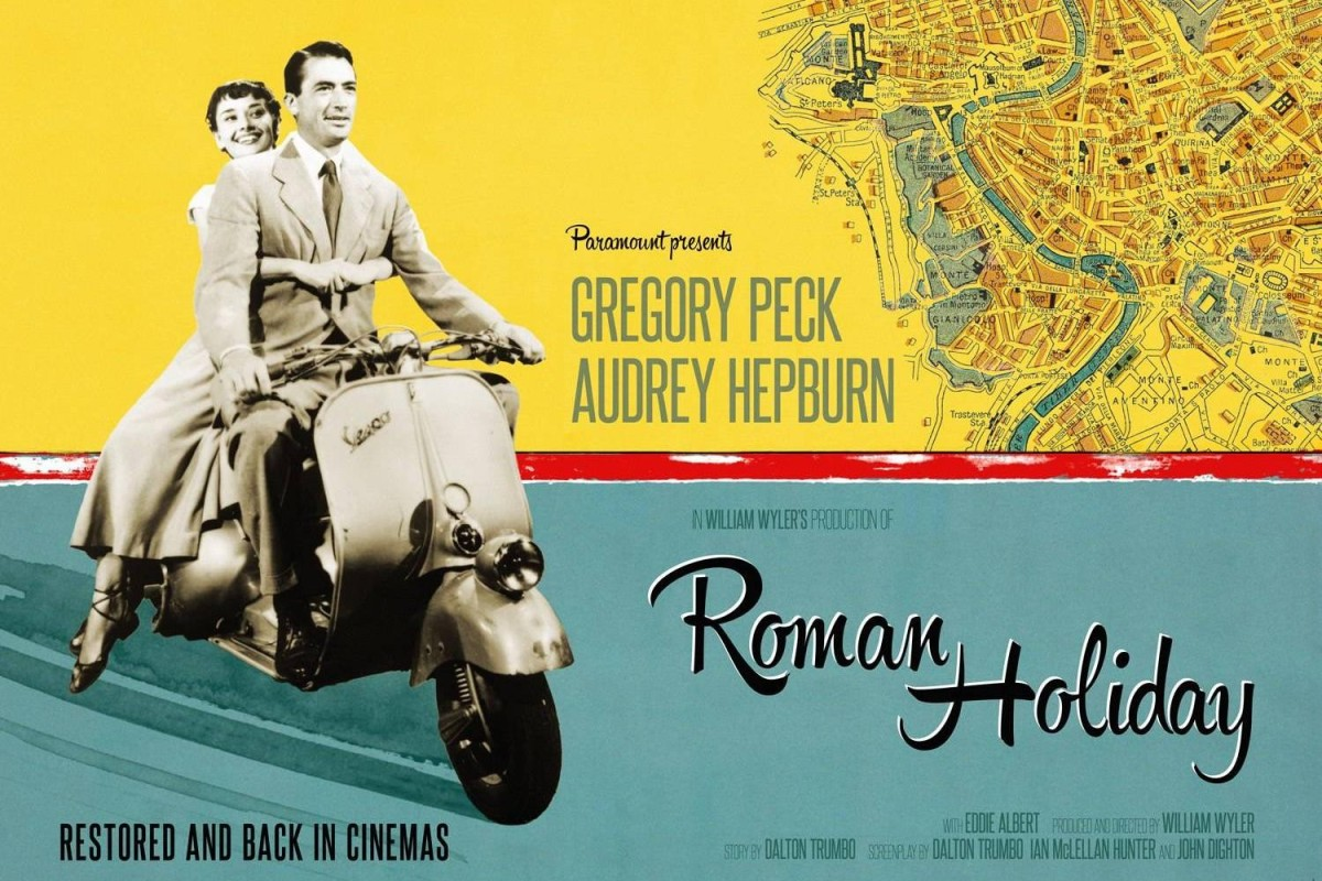 Fun with Roman Holiday
