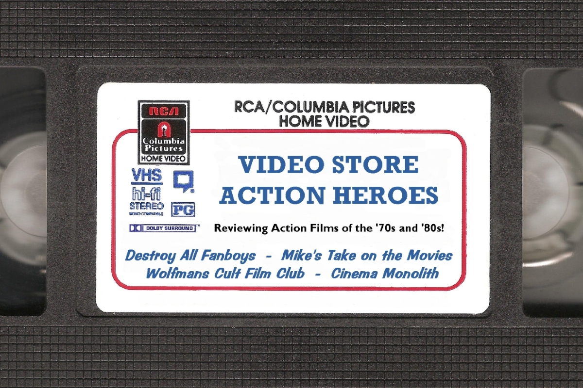 Coming Soon: Video Store Action Heroes!