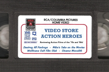 This review was part of the Video Store Action Heroes blogathon!